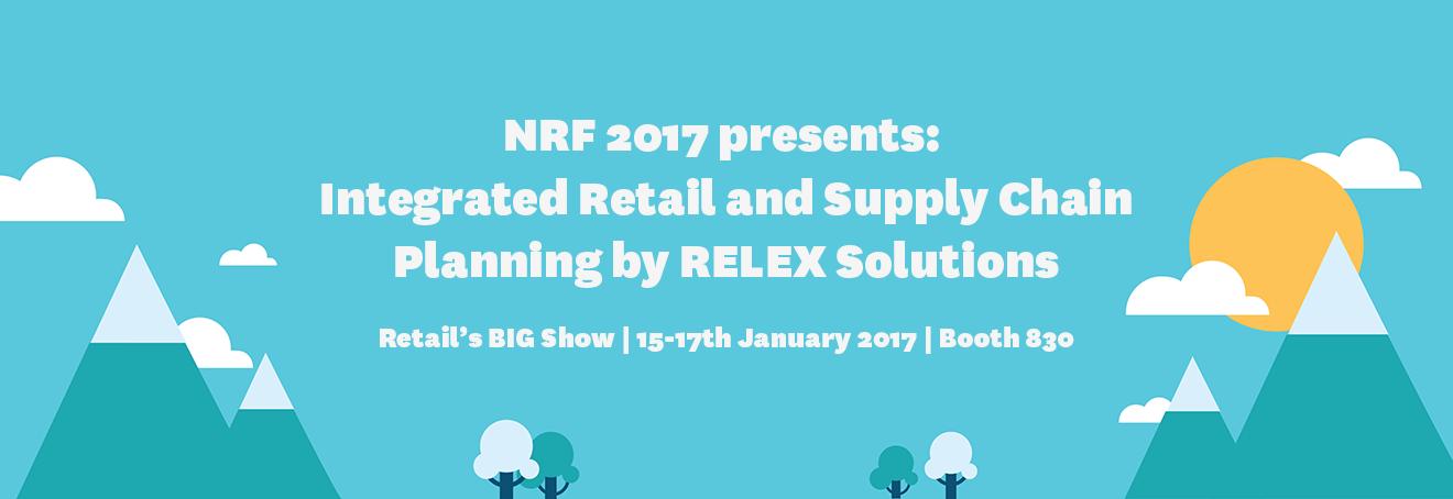 RELEX at NRF 2017