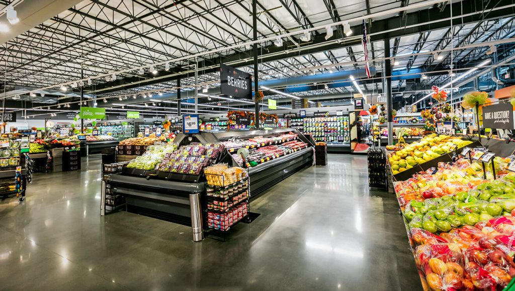 Ahold Dehaize USA grocery store