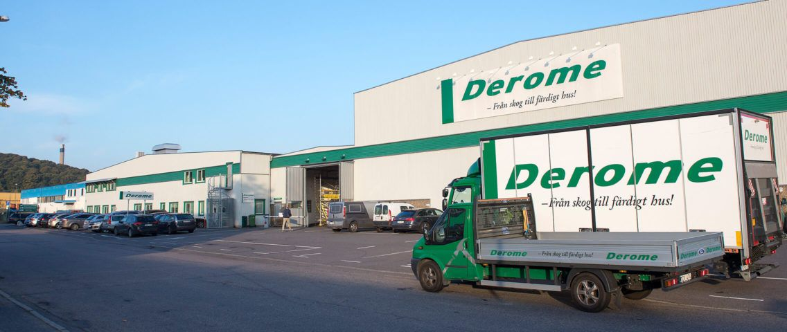 Derome distribution centre