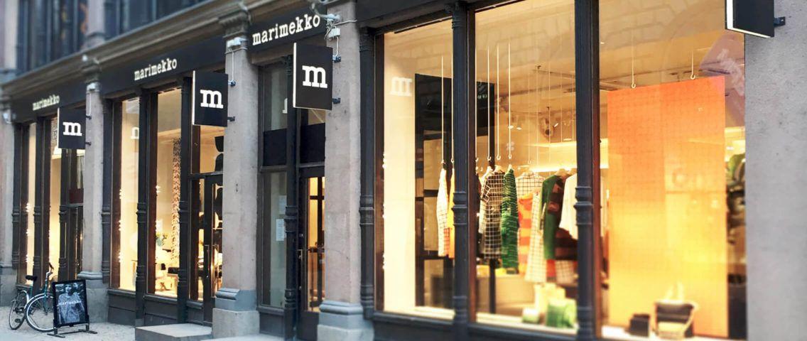 Marimekko store