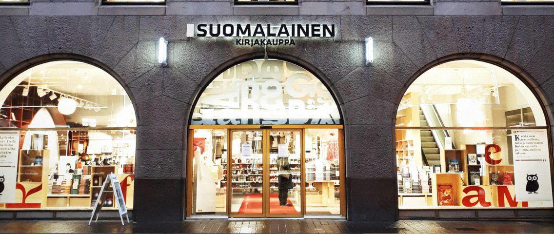 Suomalainen Kirjakauppa store