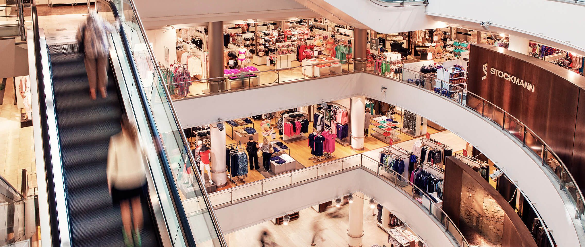 Department Store Replenishment Automation | RELEX Solutions