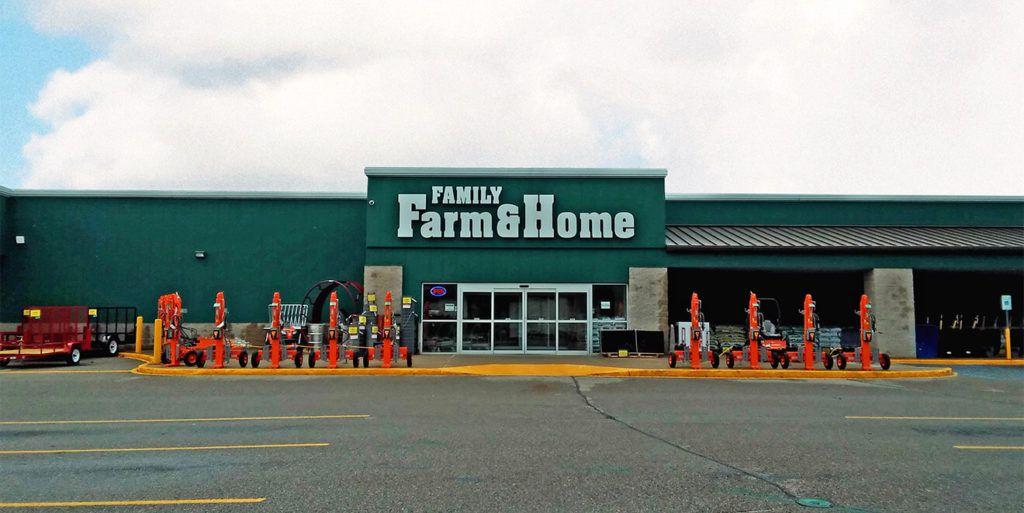 Family Farm & Home storefront