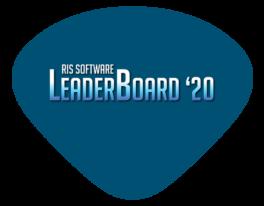 RIS Software LeaderBoard 2020