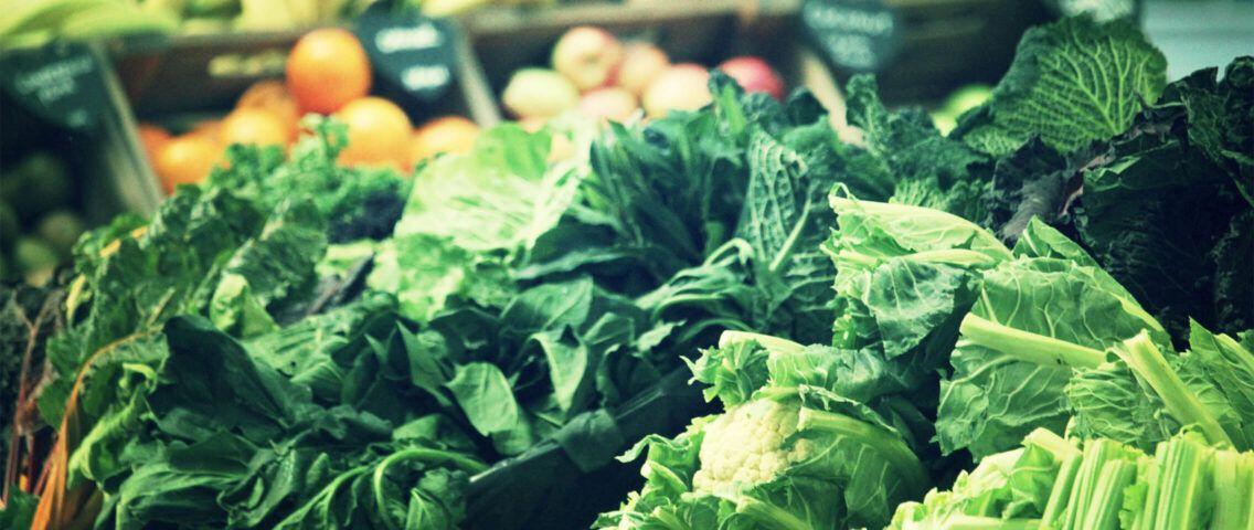 grocery vegetables